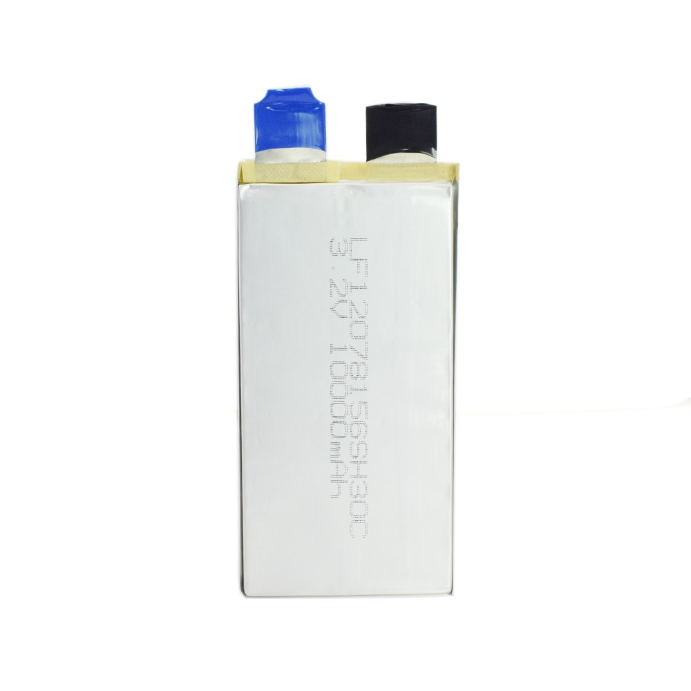 High Rate C-rate Power Rechargeable Li-ion Lithium Li Polymer Prismatic Lifepo4 3.7v 10000mah 10ah Lipo Batteries Battery Cell